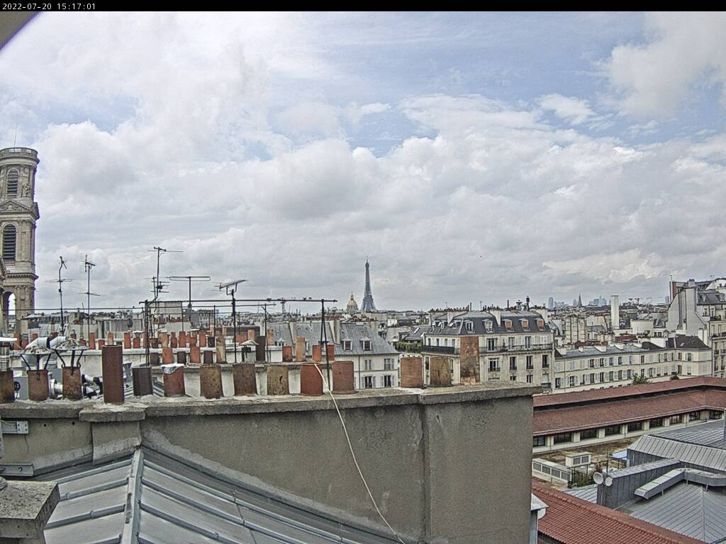 station m t o de clamart 92 webcam paris